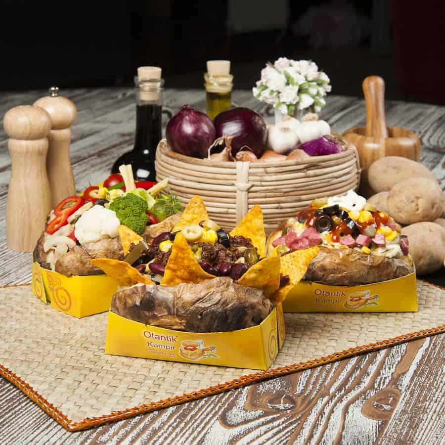 """استثمر في """"اوتانتيك"""" العلامة التجارية رقم 1 في تركيا في مجال الوحبات السريعة – بطاطس الكومبير"""