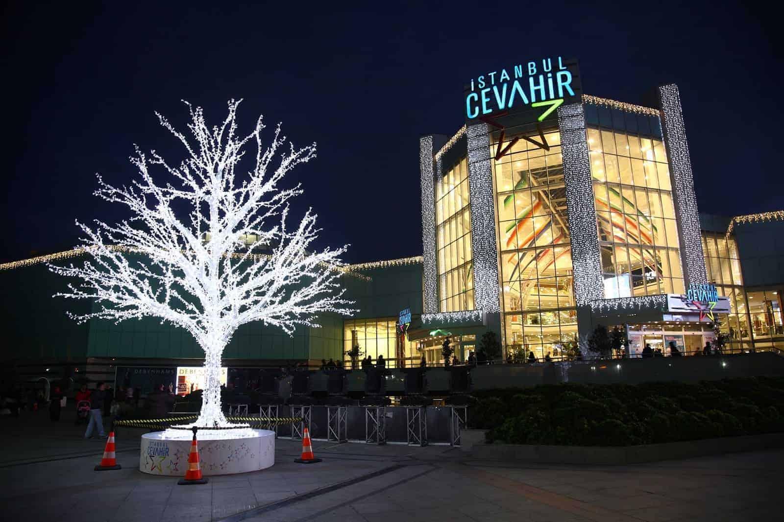 مول جواهر التجاري في اسطنبول